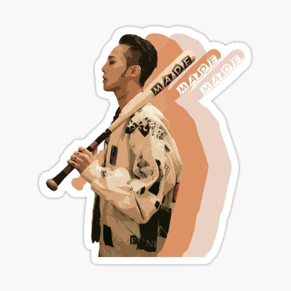 G-Dragon - Loser Sticker