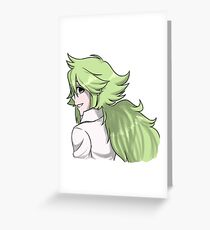 Video Game Headshot | N Greeting Card