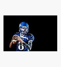 Football (US) Player Photographic Print