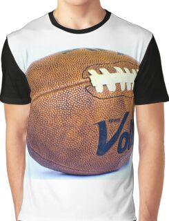 American Football Graphic T-Shirt