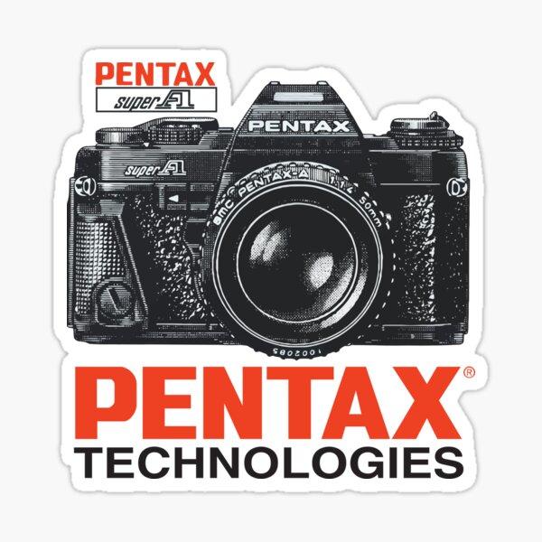 PENTAX Sticker