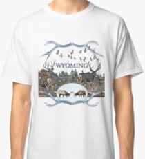 Wyoming wildlife  Classic T-Shirt