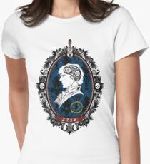 A Watchful Mind Women's Fitted T-Shirt