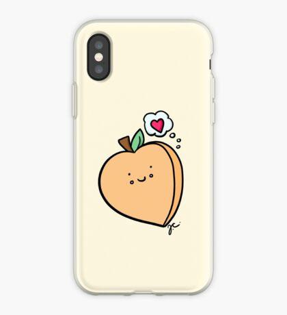 Peachy ♡ Vinilo o funda para iPhone