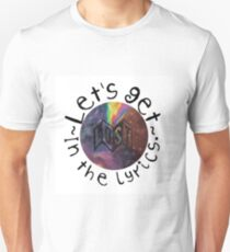 Lyric Traveller  T-Shirt