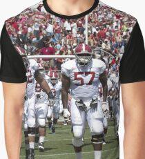 American Football Photo 4 Graphic T-Shirt