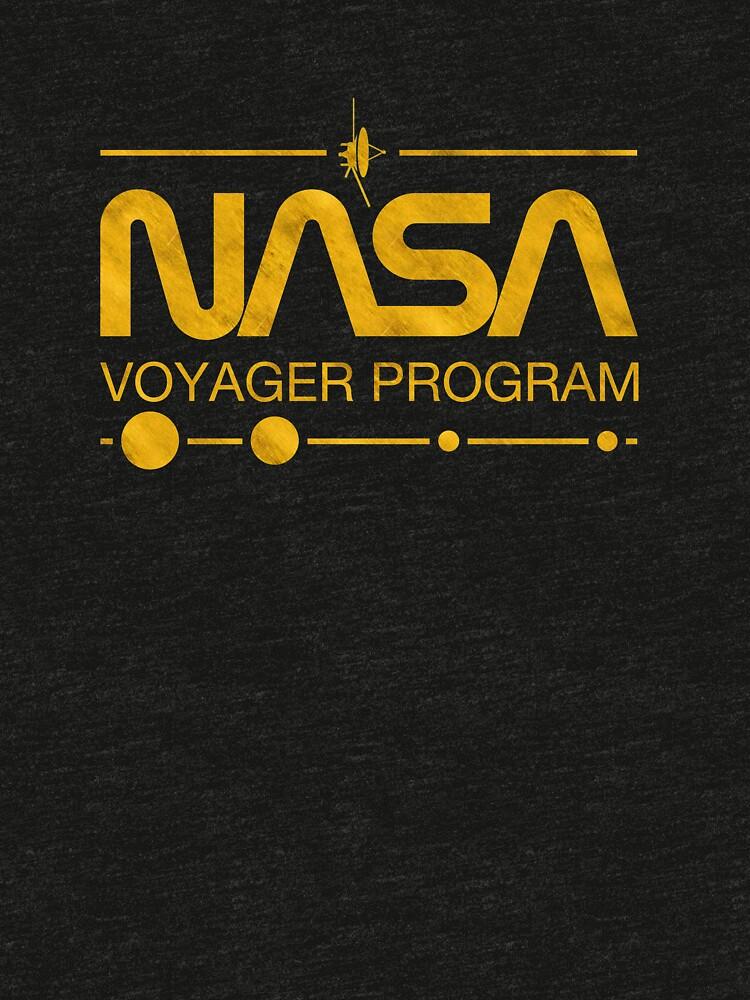 NASA Voyager Programm von kuroderuta