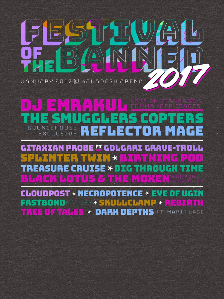 Festival of the Banned 2017 | Unisex T-Shirt