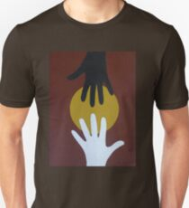 Helping Hands Two Unisex T-Shirt