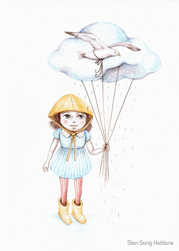 Cloudy Day by Sian Song Haldane