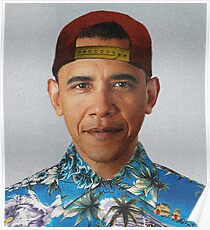 Obama, The Creator Poster