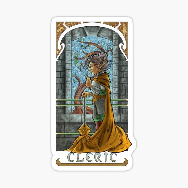 La Clerc - The Cleric Sticker