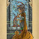 La Clerc - The Cleric by Brandi York