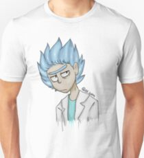 Rickity Rolled (Rick and Morty) Unisex T-Shirt