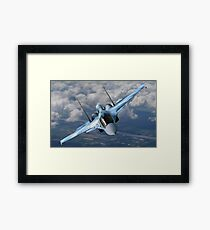 Military Aircraft Framed Print