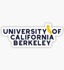 UC Berkeley - Style 19 Sticker
