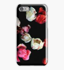 Falling Roses  iPhone Case/Skin