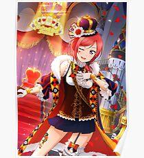 Queen Maki Poster