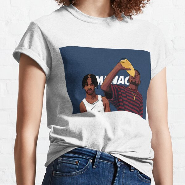 """Caine and O-Dog of Menace II Society """"Corner Store Tings"""" Classic T-Shirt"""