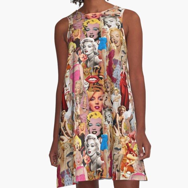 Marilyn Monroe A-Line Dress