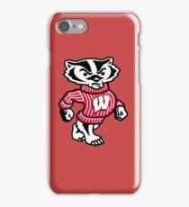 Wisconsin Badgers iPhone Case/Skin