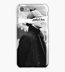 Protect Sherlock Holmes iPhone Case/Skin