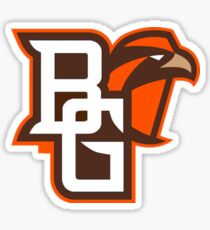 Bowling Green Falcons Sticker