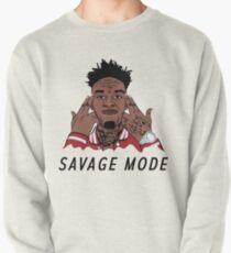 """21 Savage """"Im wilden Modus"""" Sweatshirt"""