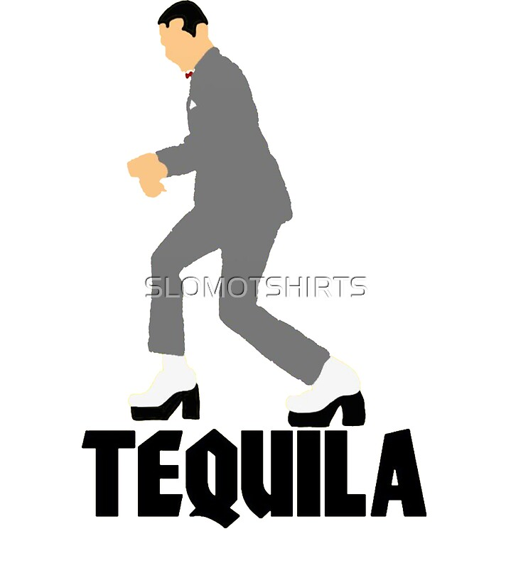 Pee wees big adventure tequila theme song -