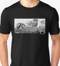 """Smokey and  Big Worm of Friday """"Playing With My Emotions"""" Unisex T-Shirt"""