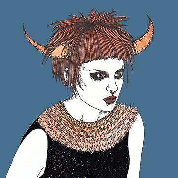 Taurus by chellefelt