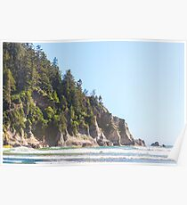 Oregon Coast Beach Poster