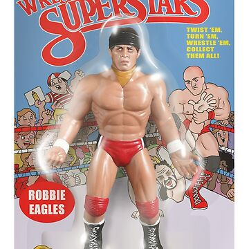 LJN - Robbie Eagles by newypro