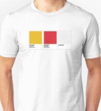 The Colorists - PANTONY T-Shirt