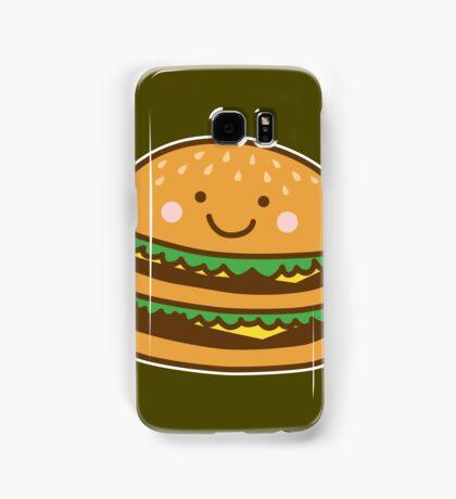 Cute Hamburger Samsung Galaxy Case/Skin