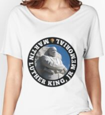 Martin Luther King, Jr Memorial Women's Relaxed Fit T-Shirt