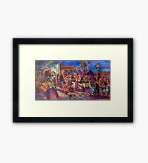 Matt Charnley Benefit concert - Hawkesbury Hotel Framed Print