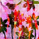 "Candy Flowers by Belinda ""BillyLee"" NYE (Printmaker)"