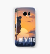 Hang In There Samsung Galaxy Case/Skin