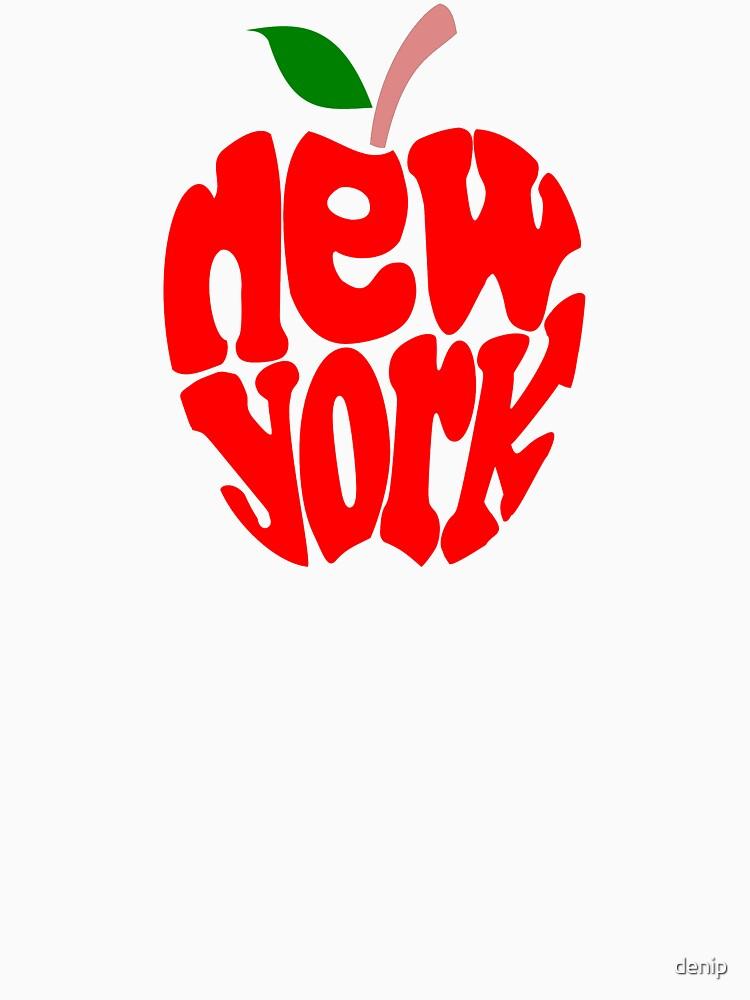 Big Apple New York by denip