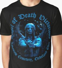 Angel of Death Victorious Graphic T-Shirt