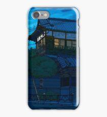 Temple in Nezu iPhone Case/Skin