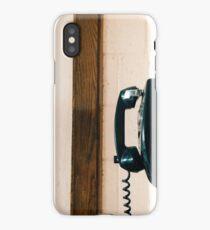 Ring, Ring... iPhone Case/Skin