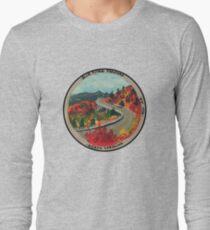 Blue Ridge Parkway- Viaduct Long Sleeve T-Shirt