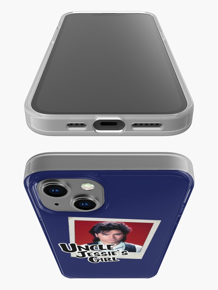 Alternate view of Uncle Jessie's Girl iPhone Case