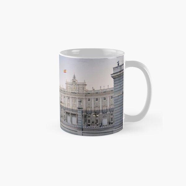 The Royal Palace of Madrid Classic Mug