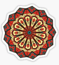 Spanish Mandala Sticker
