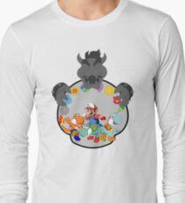SUPER POKEMON BROS Long Sleeve T-Shirt