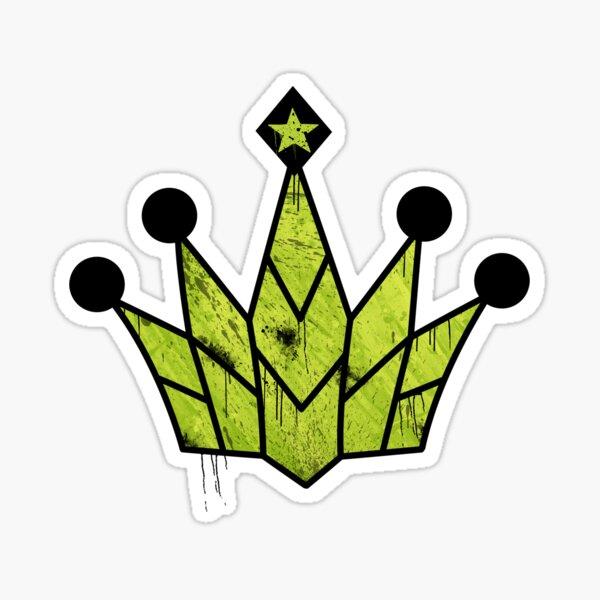 Street King (inspirado en NFS) Pegatina