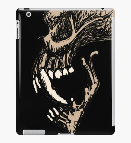 Long Tooth iPad Case/Skin